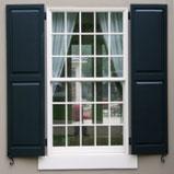 Custom Exterior Shutters Home Decorative Hardware | Shutter ...
